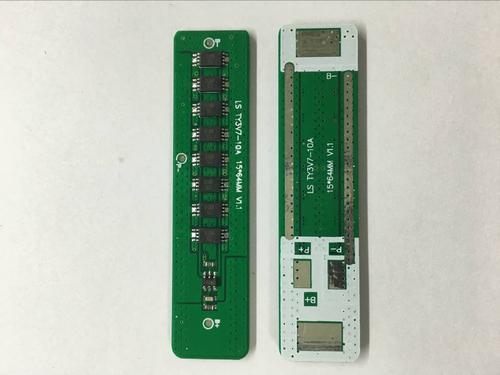 3.7V单节锂电池保护板
